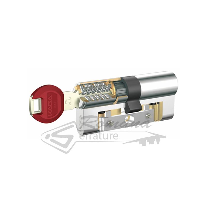 Cilindro europeo kaba penta romana serrature 0641731422 for Cilindro europeo prezzi