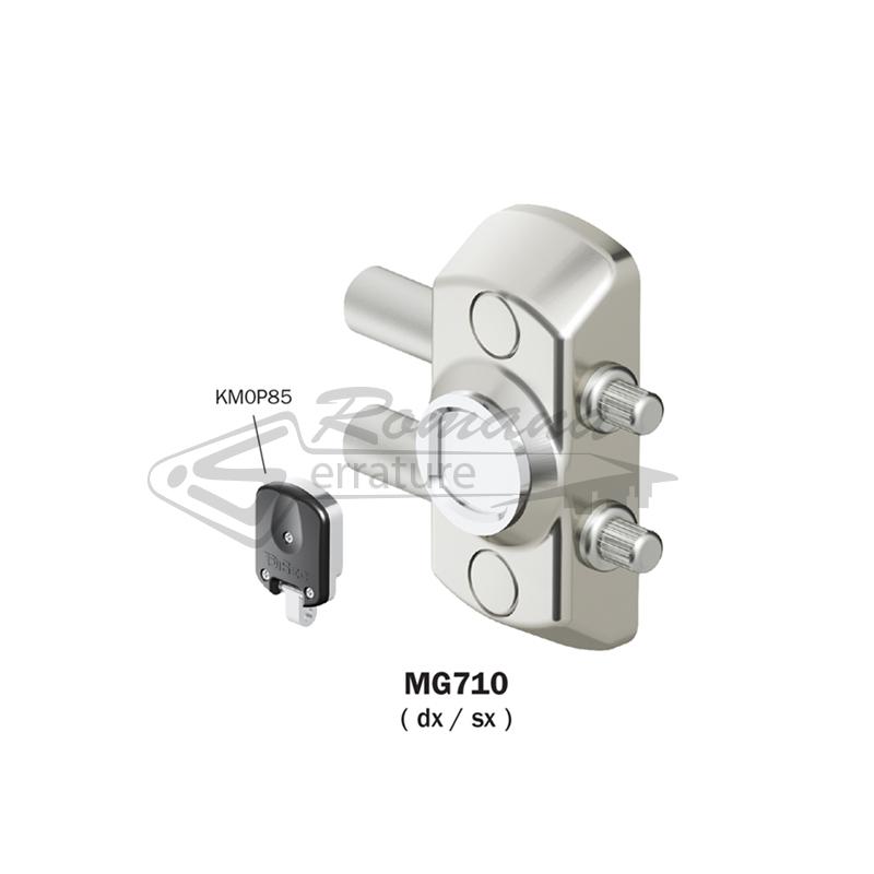 Lucchetto per serrande Disec MG170 con chiave magnetica