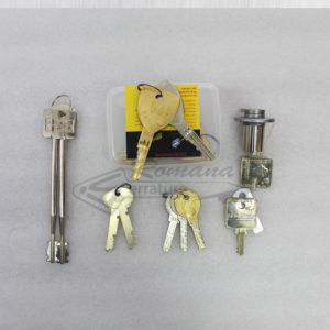 Chiavi ricodificabili per serratura cassaforte