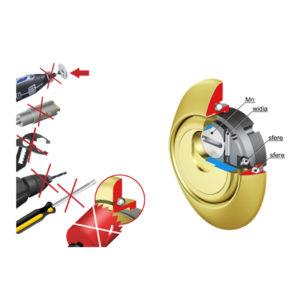 Defender Magnetico DISEC MAG3G