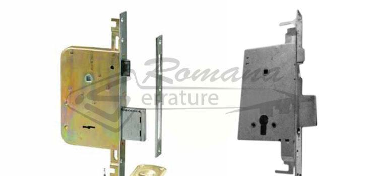 Serrature sicure per porte blindate good cilindro europeo for Serrature sicure