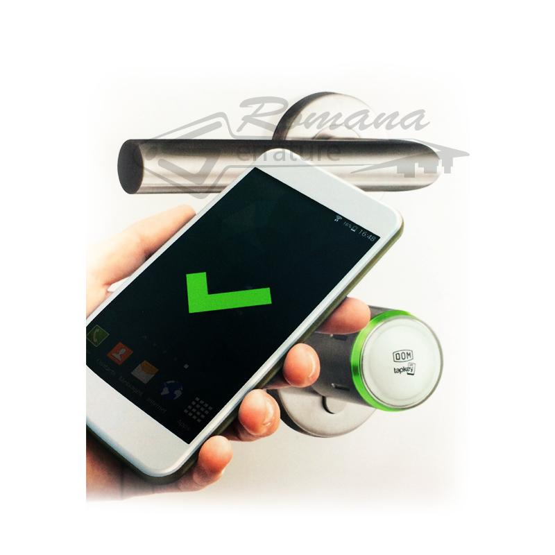 Cilindro Elettronico DOM Tapkey