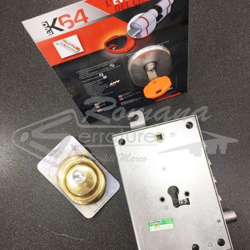 cilindro-europeo-k64-serratura-completa